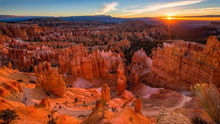 Visite de Bryce Canyon