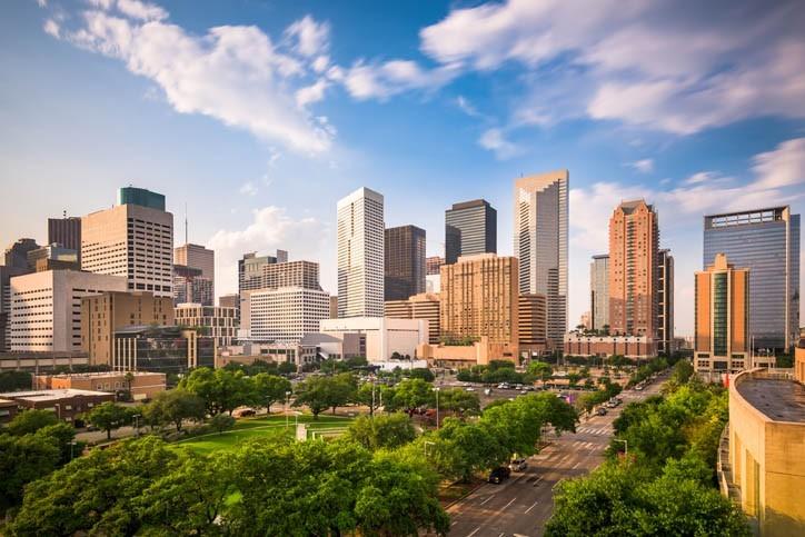 Visite de Houston