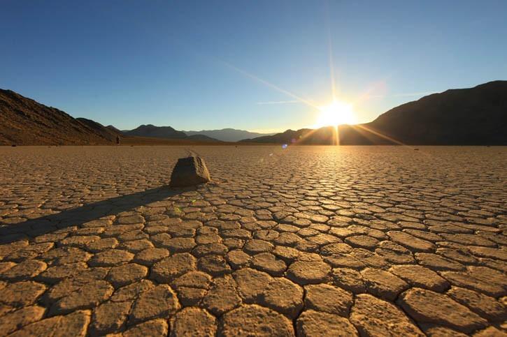 Visite de Death Valley