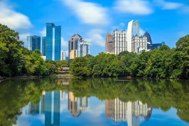 Visite d'Atlanta