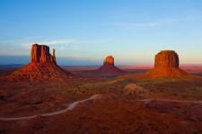 Viiste de Monument Valley