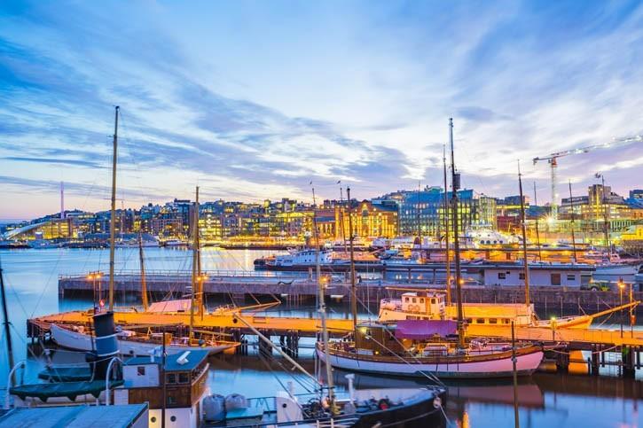 Visite de Oslo