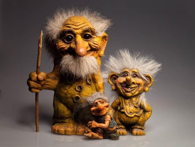 Goblins Symbôles de la Norvège