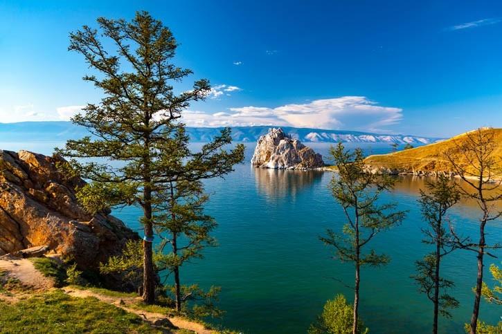 Découverte du Lac Baikal