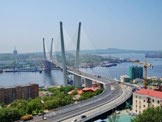 Visite de Vladivostok