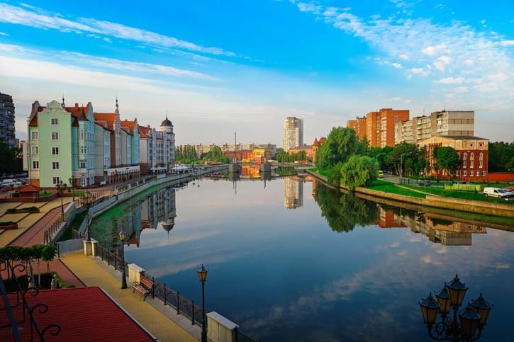 Visite de Kaliningrad