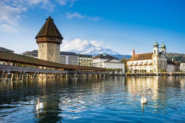 Visite de Lucerne
