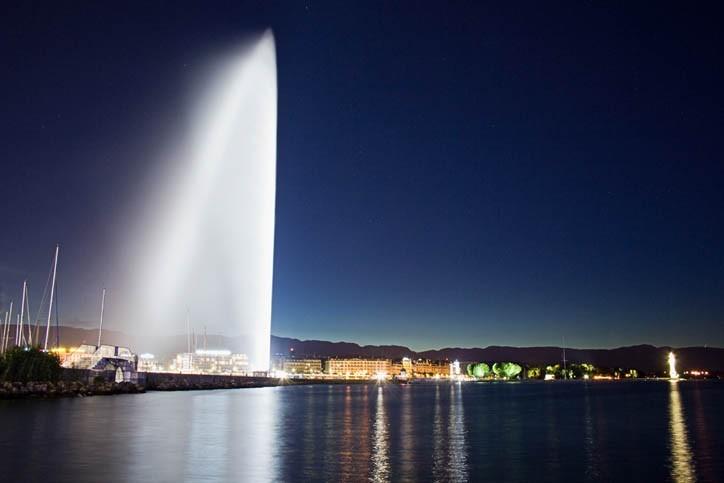 Visite de Genève
