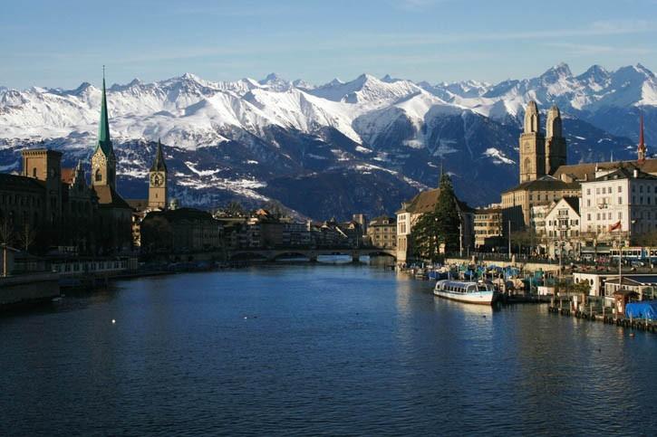 Visite de Zurich