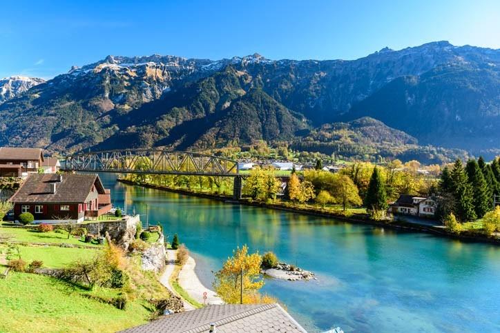 Découverte de Interlaken