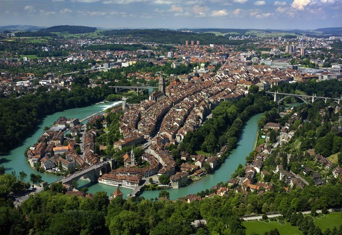 Visite de Berne