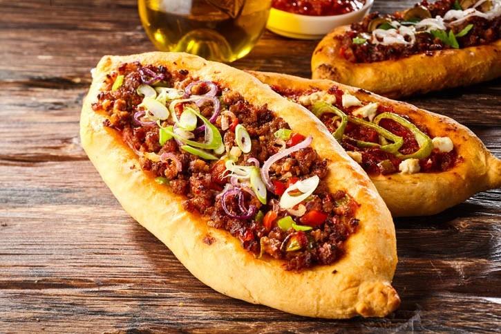 Pizza Turque