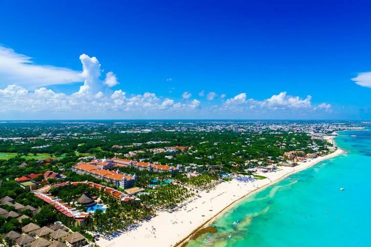 Visite de Cancun