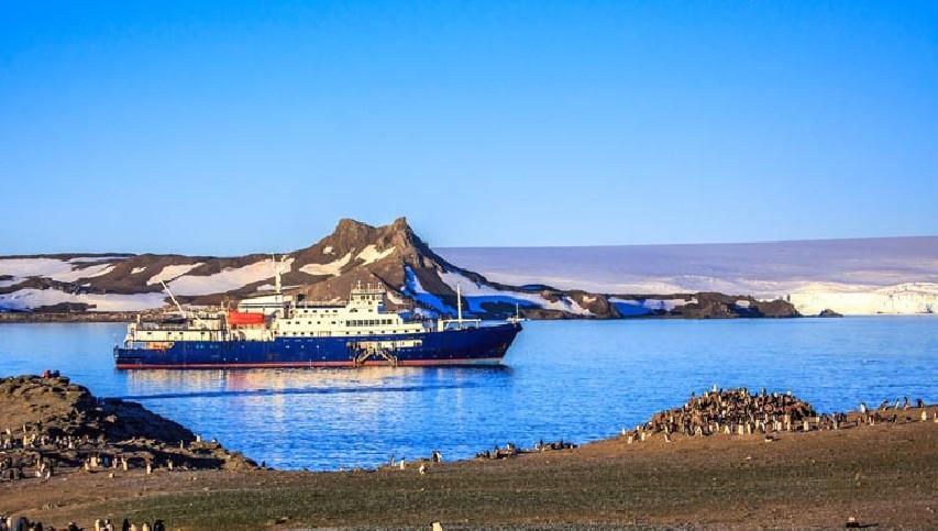 Découverte des Îles Shetland du Sud
