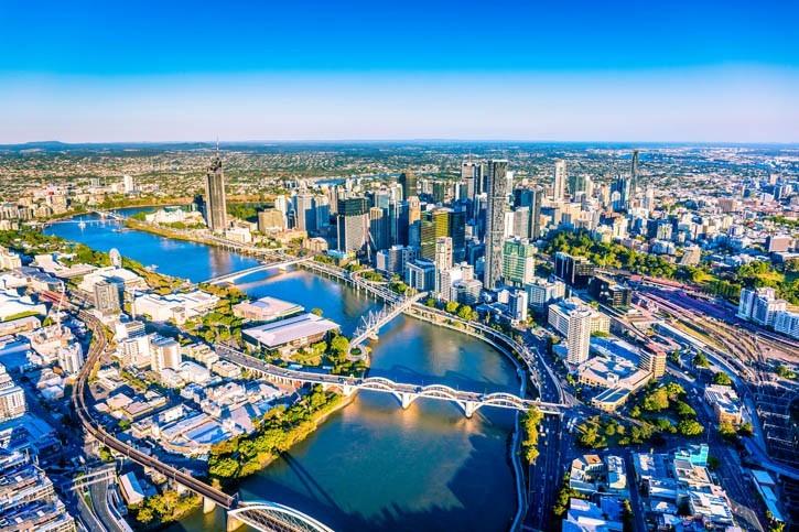 Visite de Brisbane