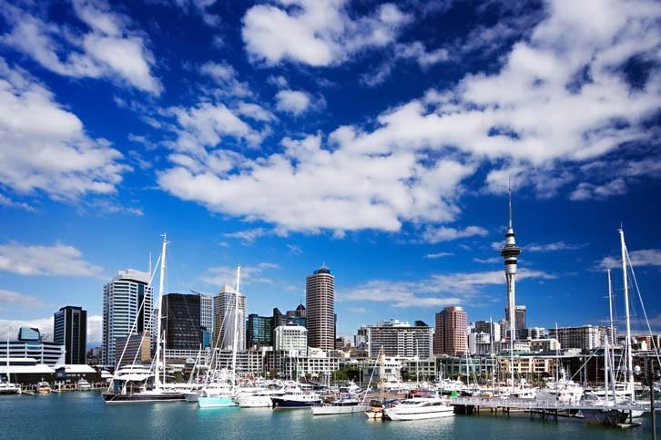 Visite guidée d'Auckland