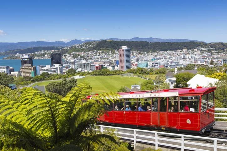 Visite de Wellington