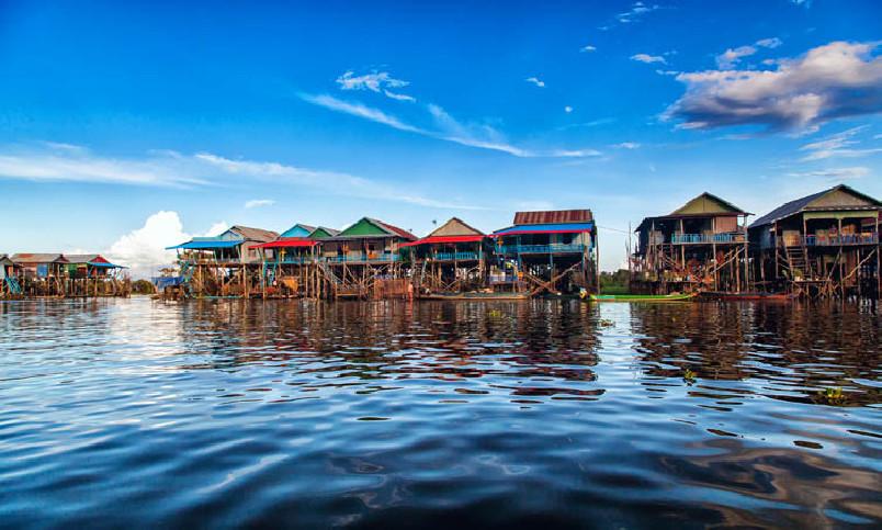 Croisière Cambodge/Vietnam