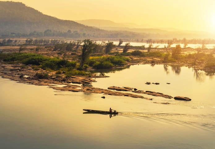 Croisière Thaïlande/Laos