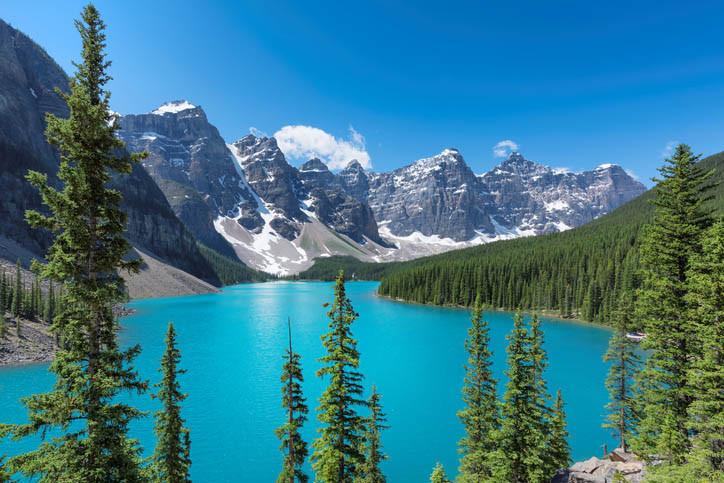 Croisière au Canada