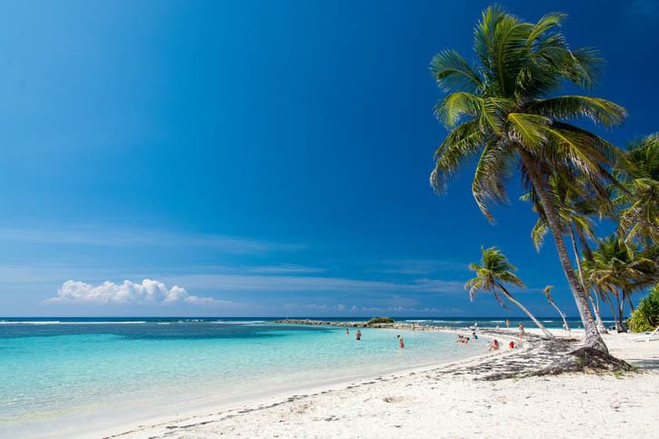 Croisière aux Antillles