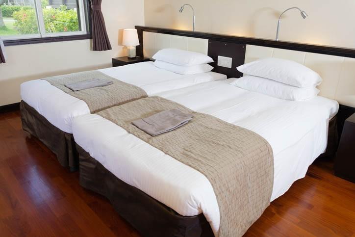 1 nuit dans un hôtel 2 étoiles
