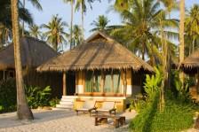 1 nuit en bungalow plage