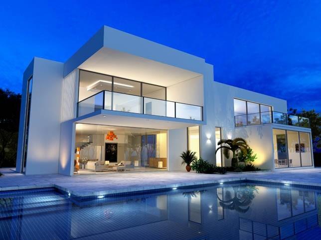 1 nuit en villa