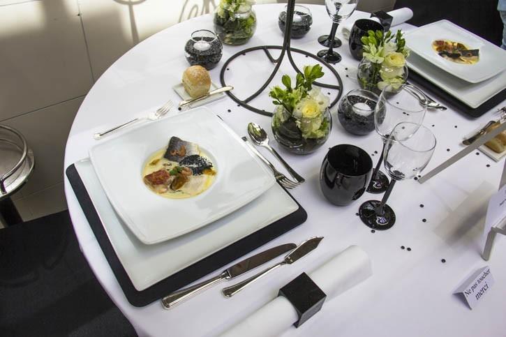 1 diner restaurant gastronomique