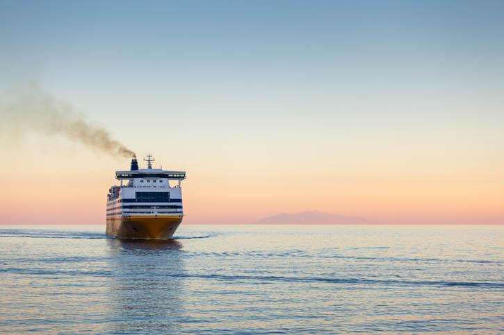 Traversée en bateau & Ferry