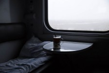 Train couchette