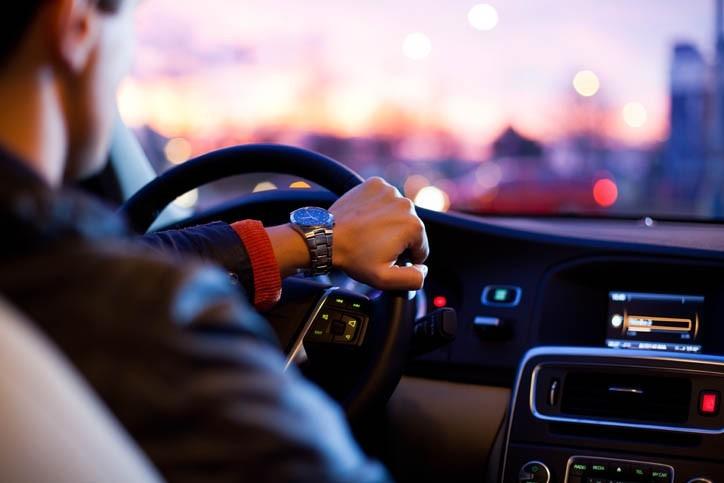 Voiture avec chauffeur privé
