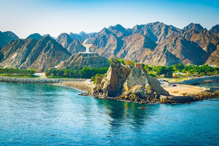 Voyage au Oman