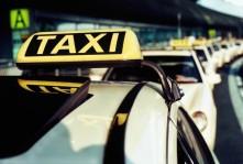 Déplacements en taxi