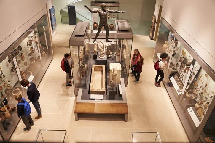 Visites dans des Musées