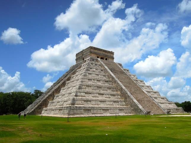 Visite Temples Mayas