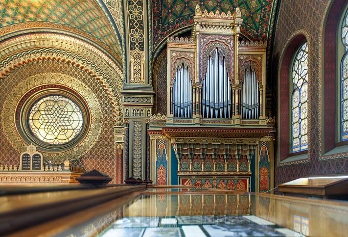 Visite de Synagogues