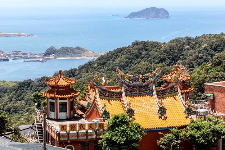 Voyage à Taïwan