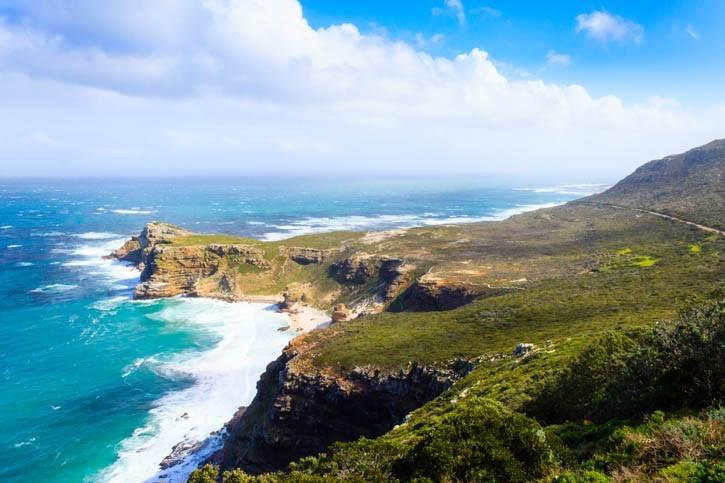 Visite du Parc National du Cap de Bonne Espérance
