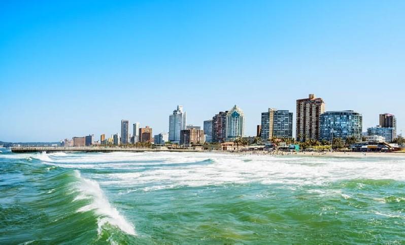 Visite de la ville de Durban