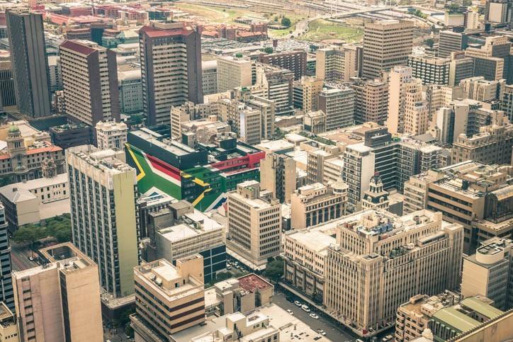 Visite de Johannesburg