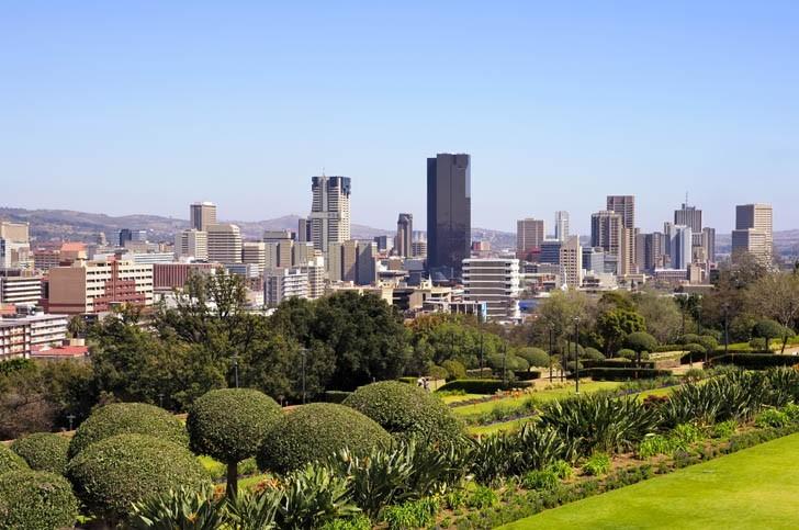 Visite de Pretoria