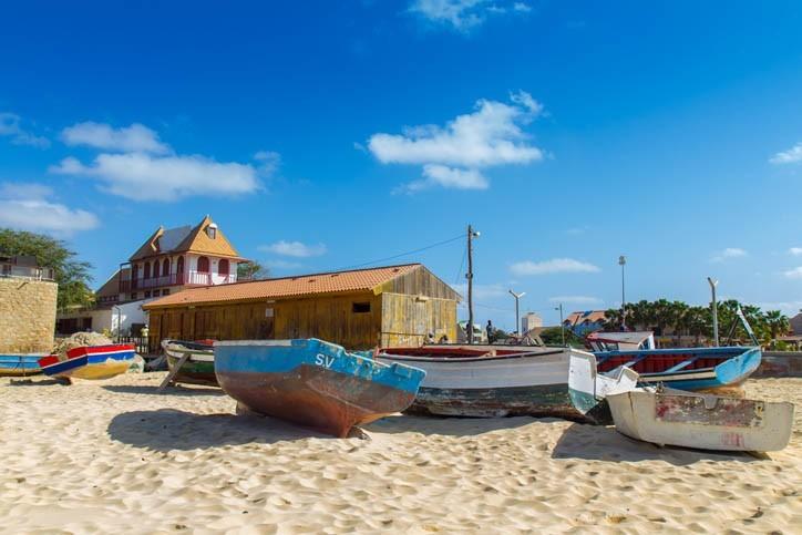 Tour de l'île du Cap Vert