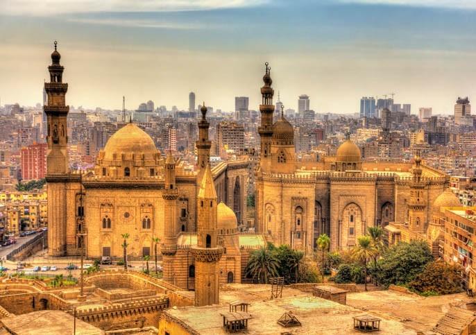 Visite du Caire