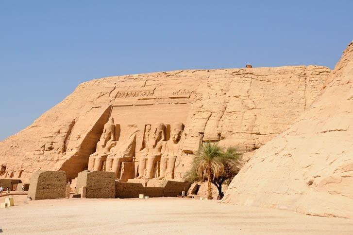 Visite du Temple d'Abou Simbel