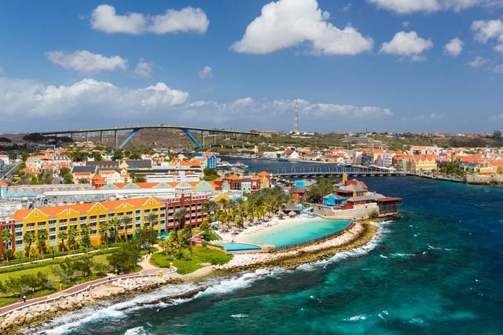 Voyage aux Antilles Néerlandaises