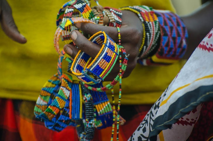 Bijoux Massais