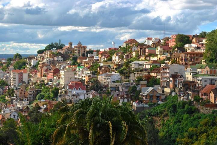Visite d'Antananarivo