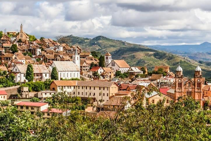 Visite de Fianarantsoa