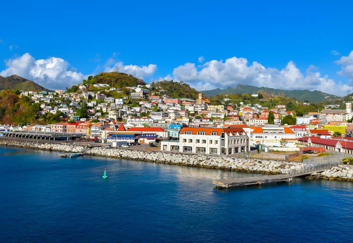 Voyage en Grenada